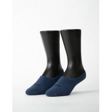 簡約時代隱形襪-藍色