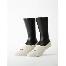 簡約時代隱形襪-淺灰