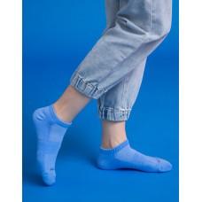 素色美學氣墊船短襪-粉紅