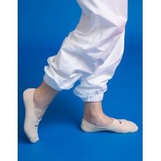簡約時代隱形襪-米色