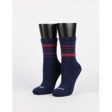 藏在細節裡的不對稱襪-藍色