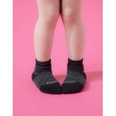 星空遊樂園氣墊襪-黑色-S