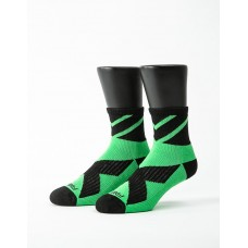 超越極限運動輕壓力襪-綠色