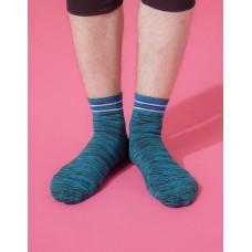 極地探險家運動輕壓力襪-藍綠