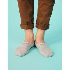 超低隱形船短襪-淺灰