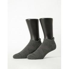 X型減壓經典護足船短襪 - 深灰