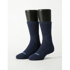 減壓顯瘦登山運動襪-藍色