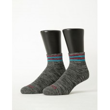 極地探險家運動輕壓力襪-黑色