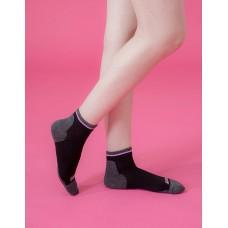 樂活時代輕壓力襪-黑色