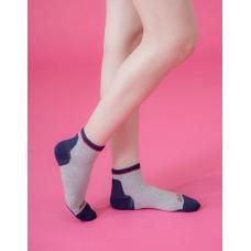 樂活時代輕壓力襪-灰色