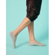 低型船短襪-灰色