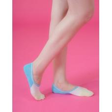 夏日小調低型隱形襪-藍色