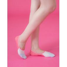 夏日小調低型隱形襪-桃紅